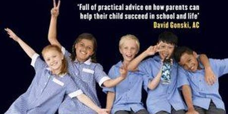 Author Talk: Adrian Piccoli - 12 Ways Your Child Can get the Best Out of School tickets