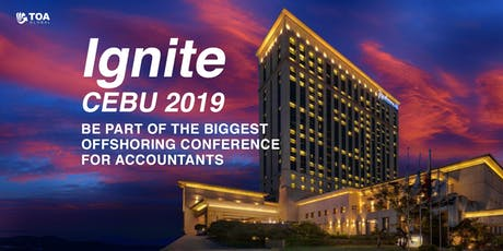TOA Global Ignite Conference '19 tickets