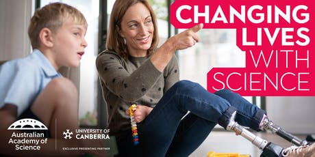 Changing Lives with Science | October tickets