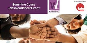 Jobs Roadshow - Sunshine Coast