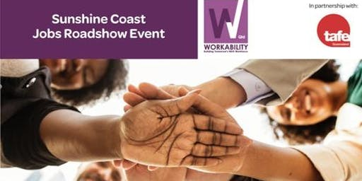 Jobs Roadshow - Sunshine Coast