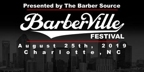 BarberVille Festival tickets