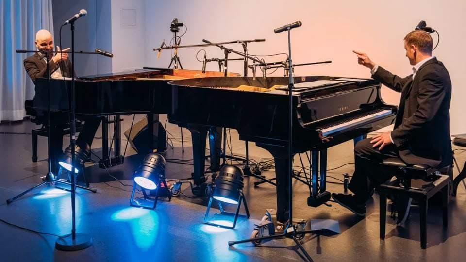 PIANO RELOADED pianoklänge & comedy