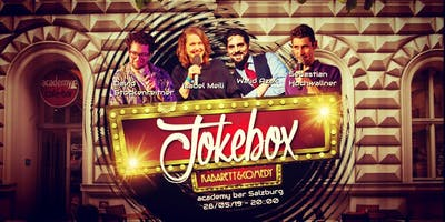 Jokebox - Kabarett & Comedy LIVE
