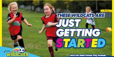 Hayes & Yeading Utd FC - FA Wildcats Girls Football Centre (5-11yrs)