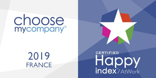 Soirée des Trophées ChooseMyCompany - HappyIndex® AtWork 2019