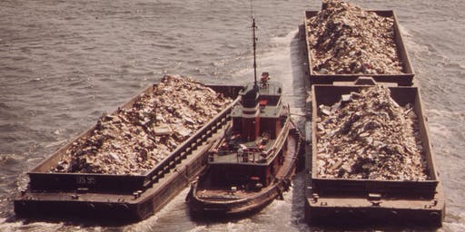 Garbage Barge: The Architecture Cycle