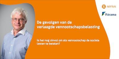 De gevolgen van de verlaagde vennootschapsbelasting - Sint-Niklaas
