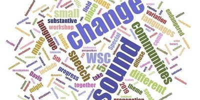 Workshop on Sound Change 5