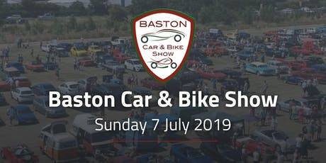 Baston Car & Bike Show 2019 tickets