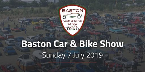 Baston Car & Bike Show 2019
