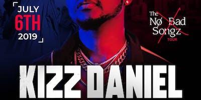 Kizz Daniel Live in Newyork