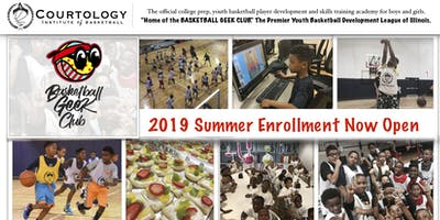 Courtology Institute of Basketball Summer Term