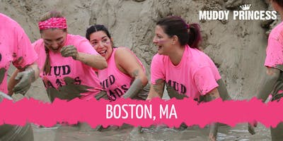 Muddy Princess Boston, MA