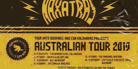 NAXATRAS (GREECE) Adelaide tickets