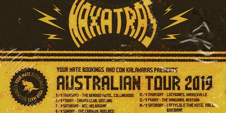 NAXATRAS (GREECE) Marrickville tickets