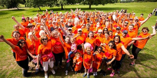 Maggie's to Maggie's - West London to Royal Marsden