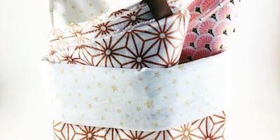 Atelier DIY - Lingette démaquillante - couture