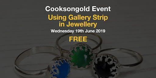 Gallery Strip Jewellery Making Workshop