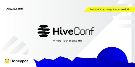 HiveConf'19 - Where Tech Meets HR