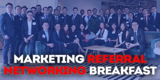 Marketing Business Referral Networking breakfast (for business owners)