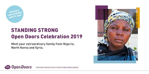 Standing Strong 2019: Glasgow