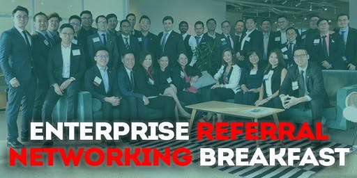 Enterprises Business Referral Networking breakfast (for business owners)