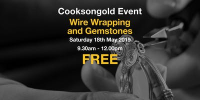 Wire Wrapping and Gemstones Jewellery Making Workshop