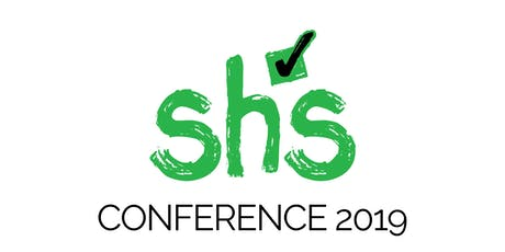 SHS Conference 2019 tickets