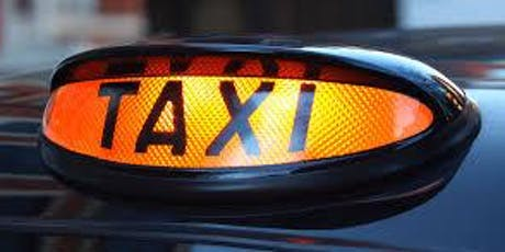 Safeguarding Awareness Training - Doncaster Private Hire & Taxi Trade tickets