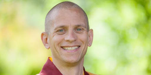 Happiness, Success & the Law of Karma - Half-day Course with Guest Teacher Gen Kelsang Dornying (Kensington)