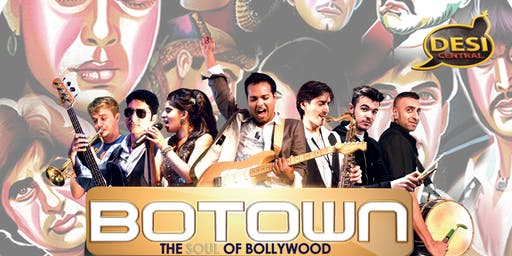 Botown - The Soul Of Bollywood : Birmingham