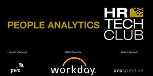 HR Tech Club Night: People Analytics