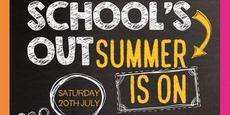 School's Out Disco Night  tickets