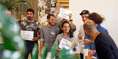 The Present Movement meet-up: Refugees Forward