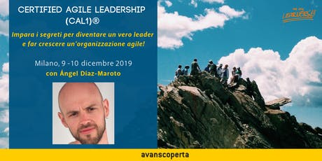 Certified Agile Leadership (CAL1)® 2019 tickets