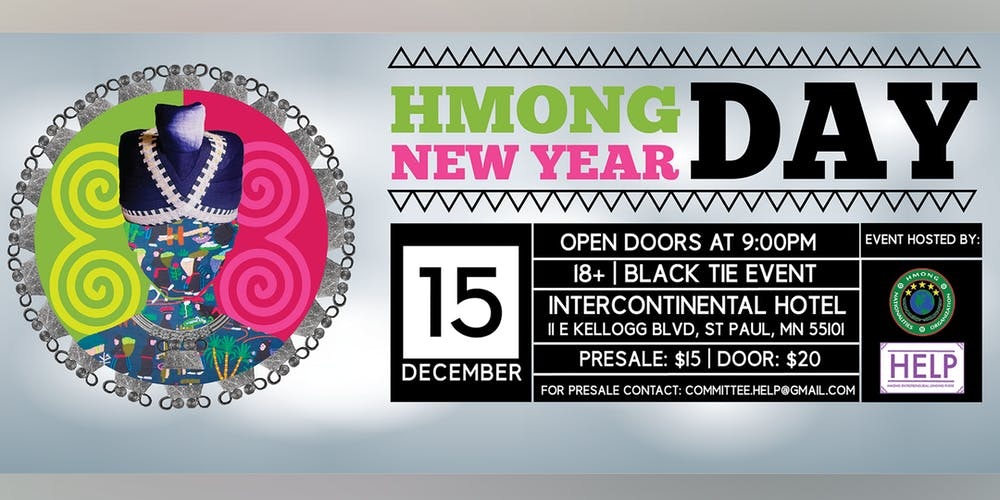 Minneapolis Calendar Of Events December 16 2019 Hmong New Year Day 2019   InterContinental Hotel St. Paul MN