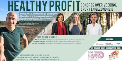 Healthy Profit   Congres over voeding, sport en gezondheid