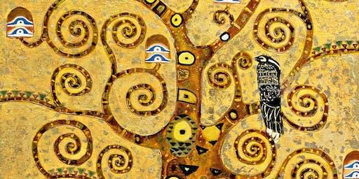 Paint Klimt! Afternoon, Birmingham, Saturday 29 June