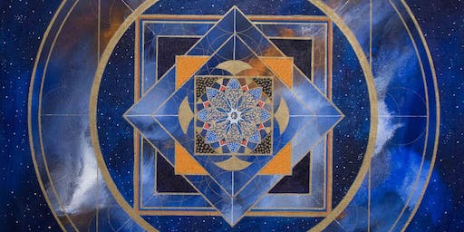 Full Day Mandala and Meditation Workshop at Slieve Aughty Centre, Galway