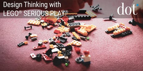 Design Thinking with LEGO@ SERIOUS PLAY@ tickets