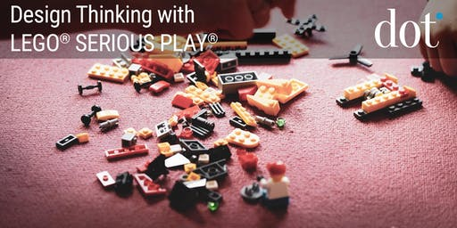 Design Thinking with LEGO@ SERIOUS PLAY@