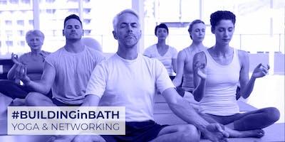 #BuildinginBath Yoga for Property Professionals