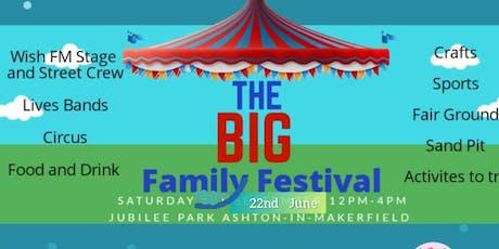 The B.I.G Family Festival tickets
