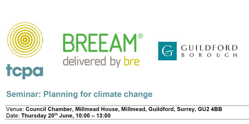Seminar: Planning for climate change - Guildford
