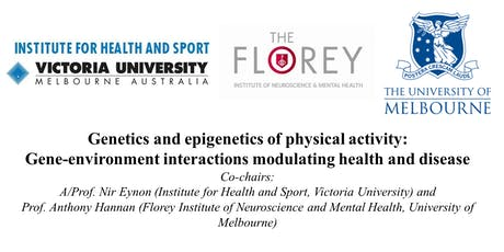 Genetics and Epigenetics of physical activity Symposium tickets
