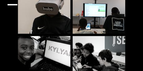 Digital Kids Camp Jul 1 - Jul 5 FR/EN tickets