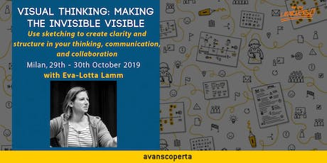 Visual Thinking Workshop: Making the Invisible Visible biglietti