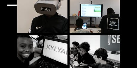 Digital Kids Camp Jul 8 - Jul 12  FR/EN billets