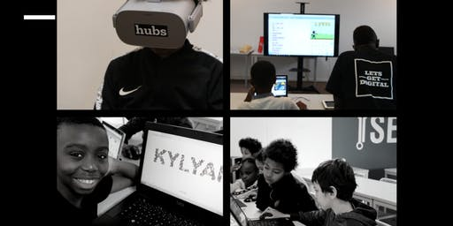 Digital Kids Camp Jul 8 - Jul 12  FR/EN
